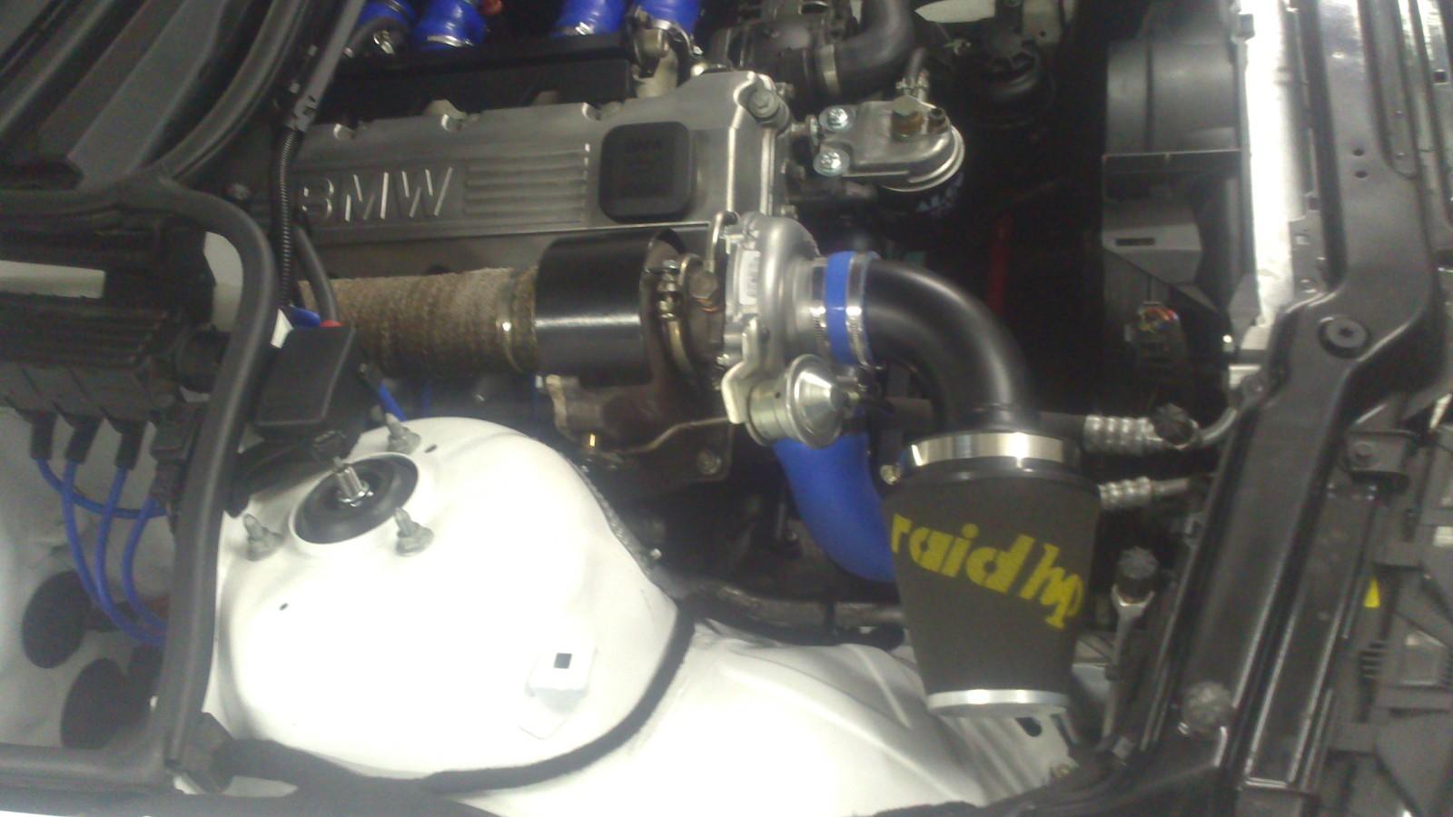 E46 M43 b19 turbo