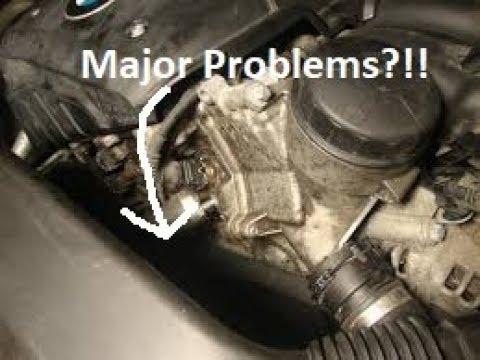BMW E90 πρόβλημα με λάδια;