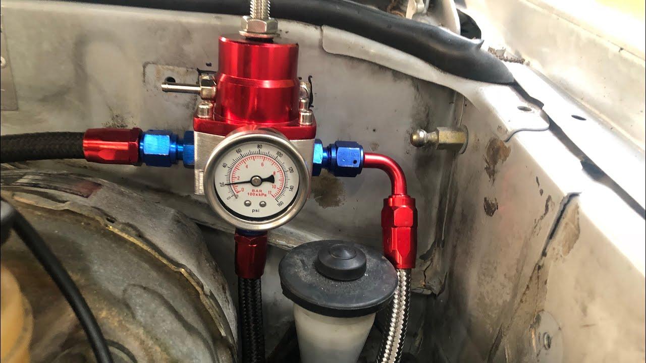 Ερώτηση για ρυθμιστή πίεσης βενζίνης