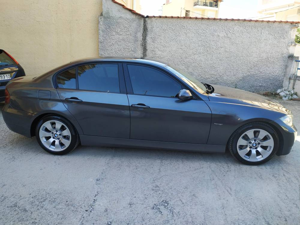Εις μνήμην.... BMW E90 320d