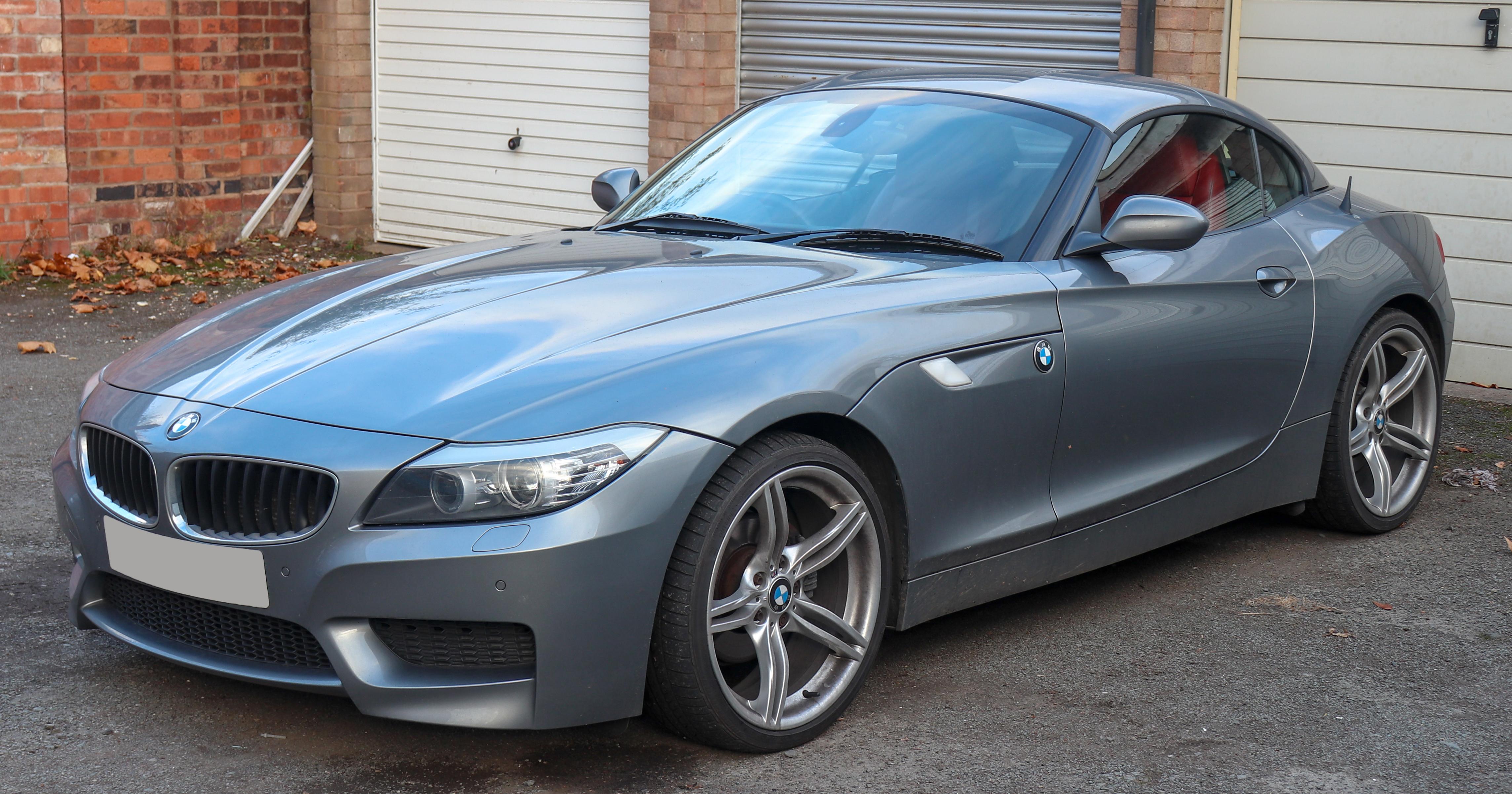 = SoS - Αγορα BMW Z4 E89 23i =