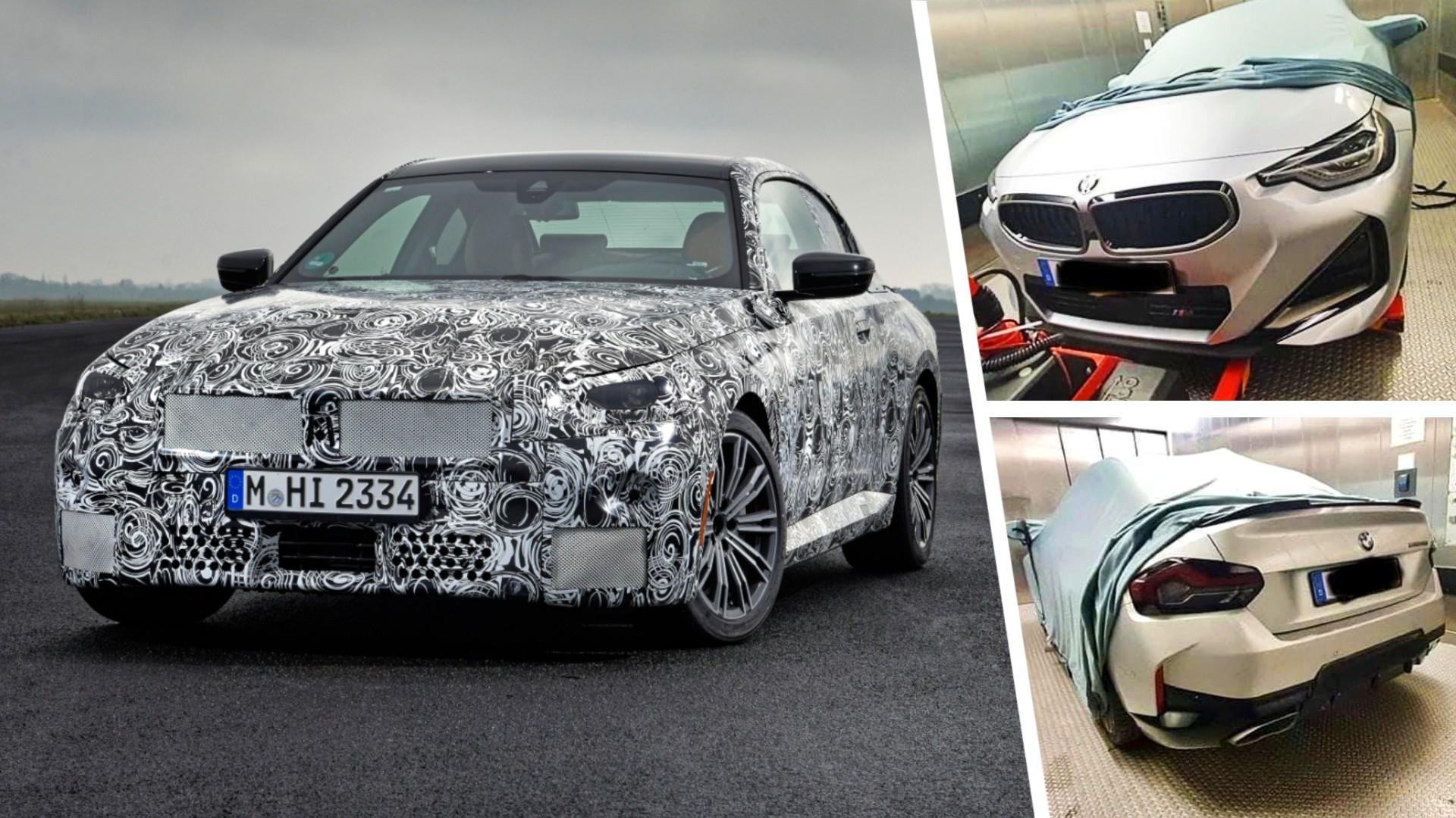 BMW νέα 2 Series Coupé
